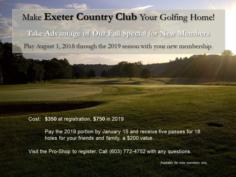 2018-19 membership special